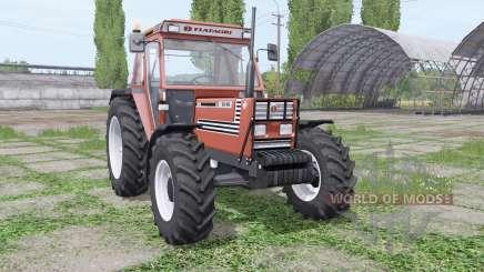Fiatagri 90-90 DT v1.2.2.1 для Farming Simulator 2017