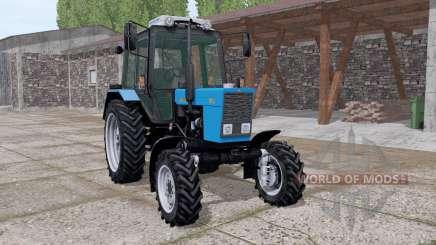 МТЗ 82.1 Беларус TerraFrigo для Farming Simulator 2017