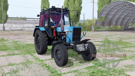 МТЗ 82 Беларуc для Farming Simulator 2017