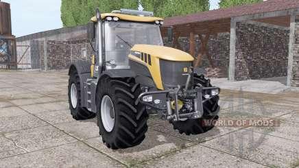 JCB Fastrac 3200 Xtra more realistic для Farming Simulator 2017
