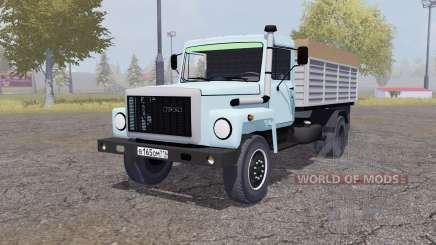 ГАЗ 3309 4x4 для Farming Simulator 2013