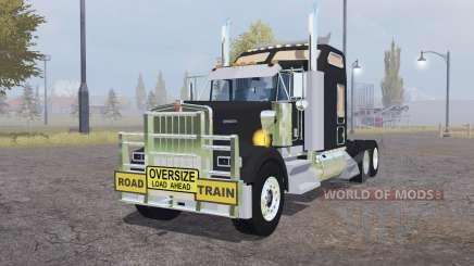 Kenworth W900 для Farming Simulator 2013
