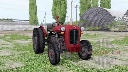 IMT 533 DeLuxe v3.0 для Farming Simulator 2017