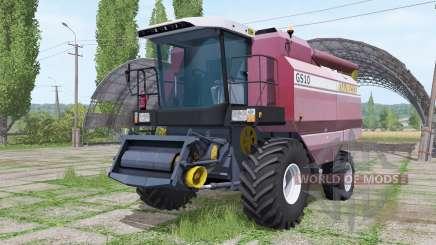 Палессе GS10 для Farming Simulator 2017