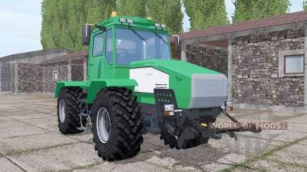 Слобожанец ХТА-220-2 v1.2.1 для Farming Simulator 2017