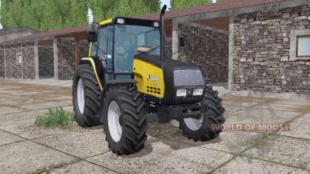Valmet 6400 yellow для Farming Simulator 2017