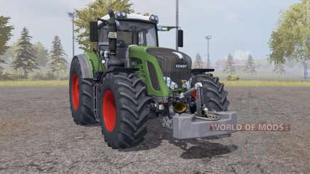 Fendt 936 Vario weight для Farming Simulator 2013