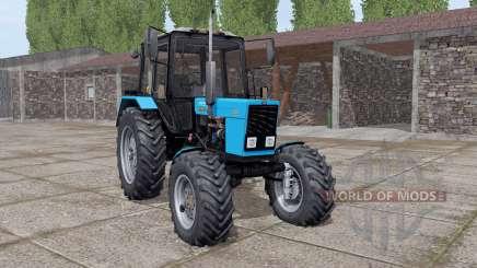 МТЗ 82.1 Беларус v2.3.1 для Farming Simulator 2017