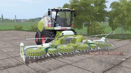 CLAAS Jaguar 860 pack для Farming Simulator 2017