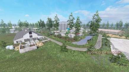 Pomоrze для Farming Simulator 2015