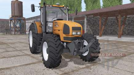 Renault Ares 836 RZ для Farming Simulator 2017