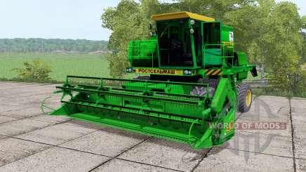Дон 1500Б v2.1 для Farming Simulator 2017