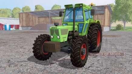 Deutz D 80 06 для Farming Simulator 2015