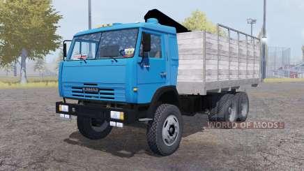 КамАЗ 6520 v2.0 для Farming Simulator 2013