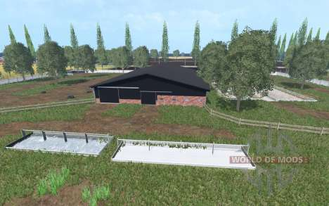 RomAgro для Farming Simulator 2015