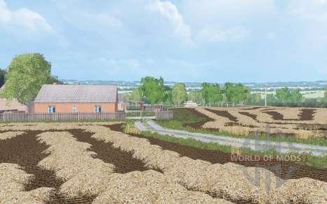 Saczynowo для Farming Simulator 2015