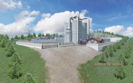 Iberians South Lands для Farming Simulator 2015
