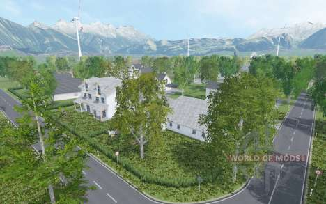 Landwirt v2.0 для Farming Simulator 2015