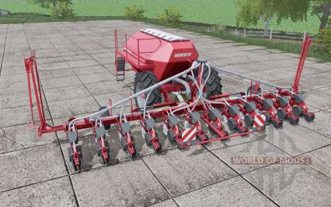 HORSCH Maestro 12.75 SW для Farming Simulator 2017
