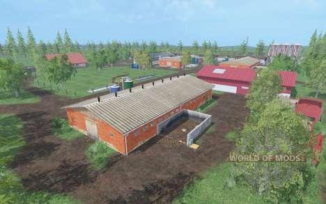 Sudhemmern v8.0 для Farming Simulator 2015