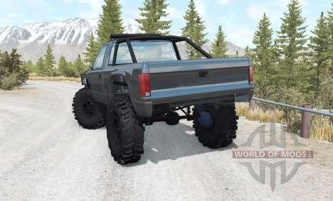 Gavril D-Series off-road v1.6 для BeamNG Drive