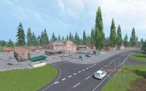 Monchwinkel v0.94 для Farming Simulator 2015