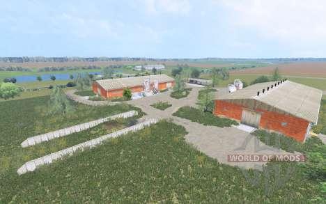 Балдейкино v3.0 для Farming Simulator 2015