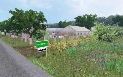 Tapinowo для Farming Simulator 2015