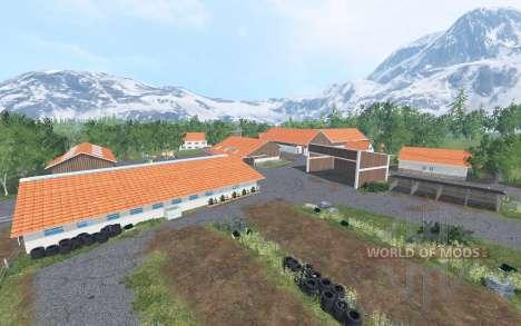 Bayern v1.1 для Farming Simulator 2015