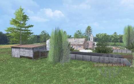 Biedrzychowice micro для Farming Simulator 2015
