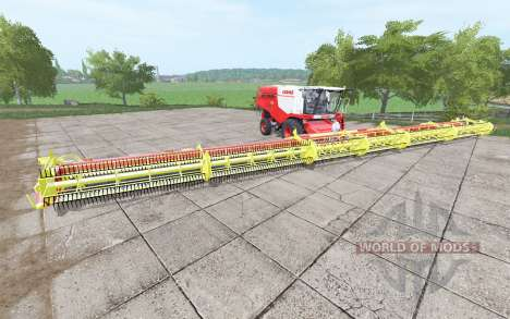 CLAAS Lexion 770 APS Hybrid для Farming Simulator 2017