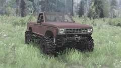 Ford Ranger 1982 lifted для MudRunner