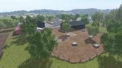 Люблинская долина v1.2 для Farming Simulator 2017