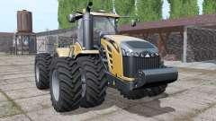 Challenger MT955E 1250hp для Farming Simulator 2017