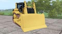 Caterpillar D7R v2.0 для Farming Simulator 2017