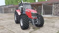 Massey Ferguson 7722 Dyna-6 для Farming Simulator 2017