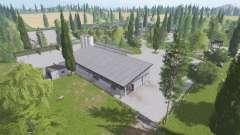 Beaver Creek seasons для Farming Simulator 2017