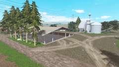 Fazenda Ponte Pedra для Farming Simulator 2017