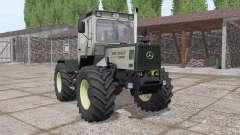 Mercedes-Benz Trac 1000 Intercooler neue felgen для Farming Simulator 2017