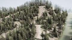 Raiden Hills для MudRunner