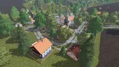 Somewhere in Nowhere v1.2 для Farming Simulator 2017