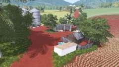 Fazenda Baixa Verde v3.0 для Farming Simulator 2017