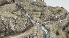 La luna13 - One Road для MudRunner