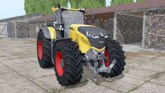 Challenger 1050 Vario engine config для Farming Simulator 2017