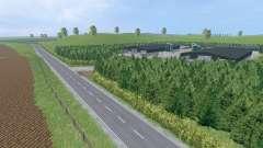 Poplar Valley для Farming Simulator 2015