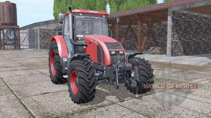 Zetor Forterra 11441 v1.5.4 для Farming Simulator 2017