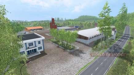 Vierherrenborn multifruit для Farming Simulator 2015