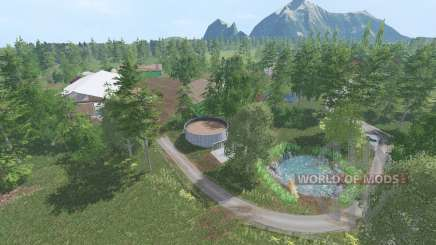 Таннхаузен v2.0 для Farming Simulator 2015