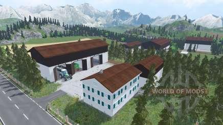 The Rocks v1.0.1 для Farming Simulator 2015