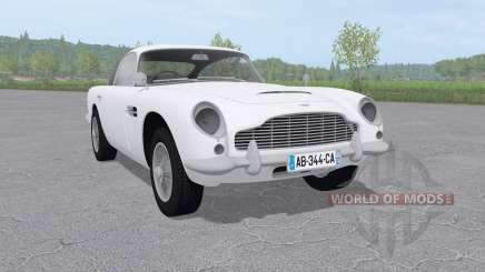 Aston Martin DB5 для Farming Simulator 2017